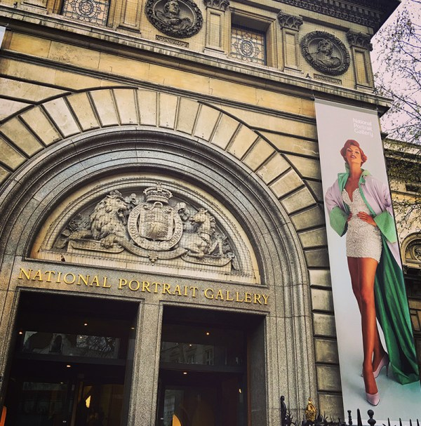 Vogue 100 Hours National Portrait London