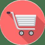 stock-illustration-40765458-flat-shopping-cart-icon