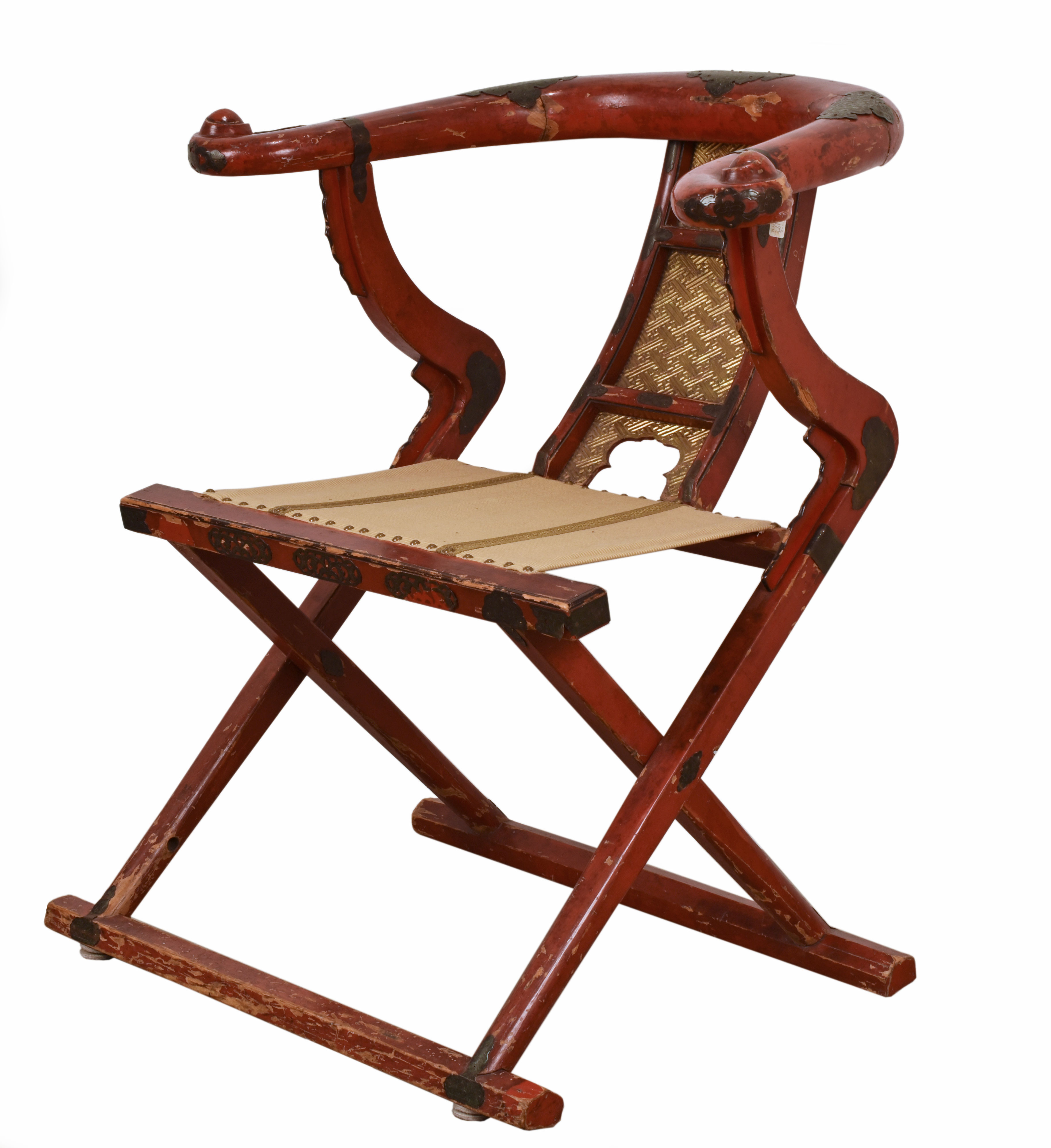 stool chair in chinese carolina panthers folding chairs sarajo antique textiles