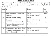 Bihar Police Recruitment 2019: Read Complete Details of 2446 Vacancy 1
