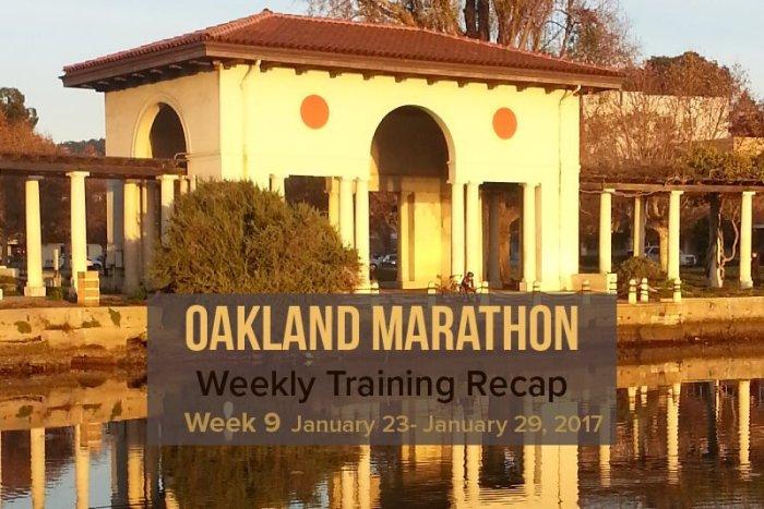 Oakland Marathon 9