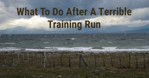 Terrible Training Run