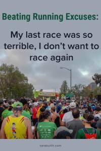 RunningRunning Excuses Last Race Excuses Last Race