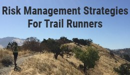 Risk Management For Trail Runners