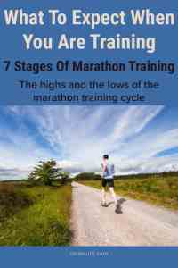 Stages Of Marathon Training
