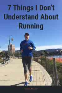 What I Dont Understand About Running