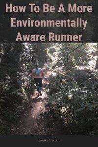 Environmentally Conscious Runner