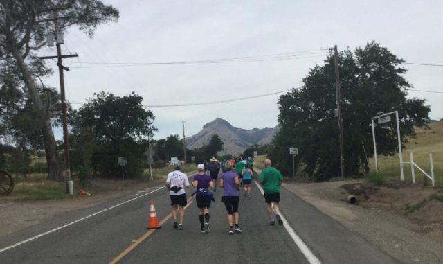 Sutter Buttes Mountain Run