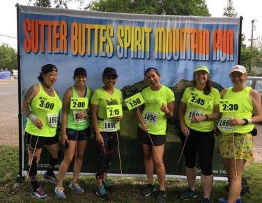 Sutter Butte Mountain Run