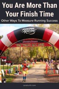 Measuring Running Successes
