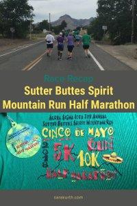 Sutter Buttes Spirit Mountain Half
