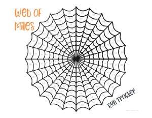 spiderweb mileage tracker