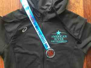 American River 50 Finishers Jacket