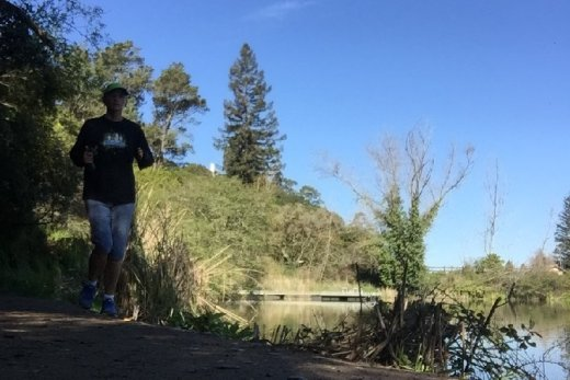 American River 50 Training Recap week 8