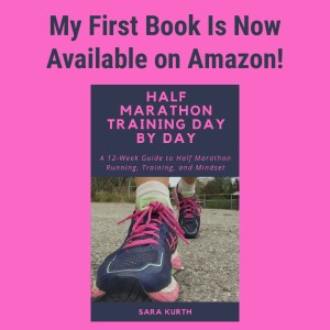 half marathon training book
