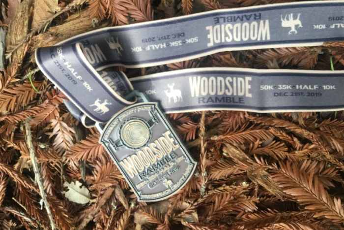 Woodside Ramble 35k