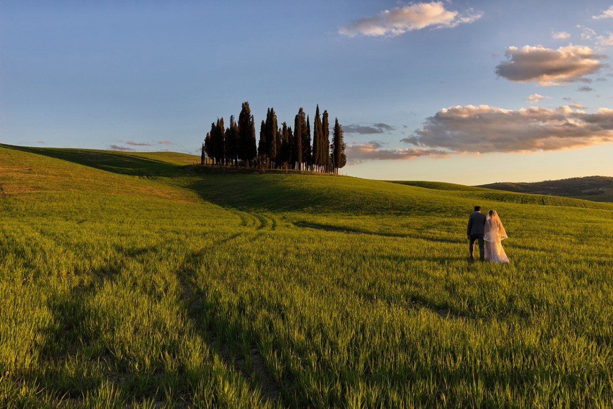 Wedding tourism: sposarsi in Italia fa tendenza