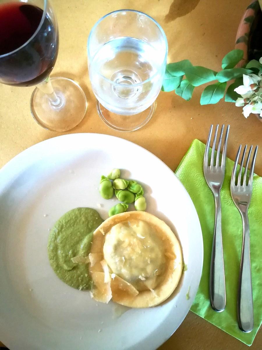 Tuscania: mangiare a km 0 tra storia e natura