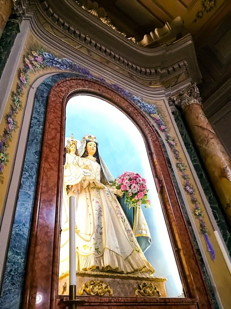 La Madonna del Rosario