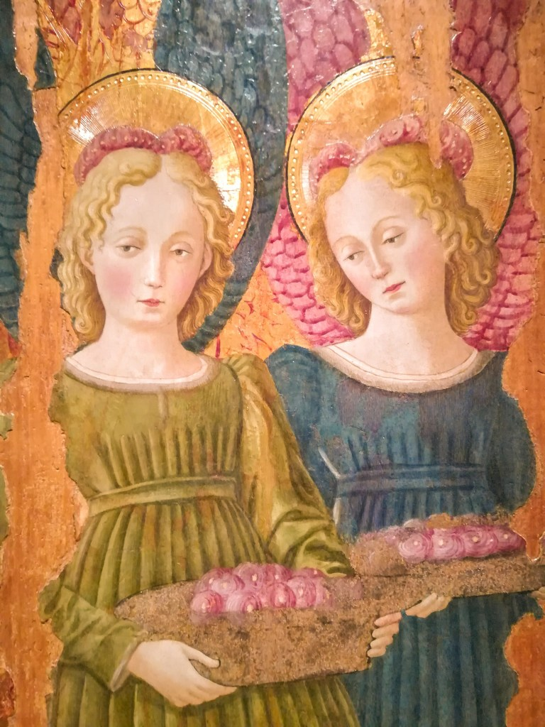 Quadro Galleria Nazionale dell'Umbria Perugia