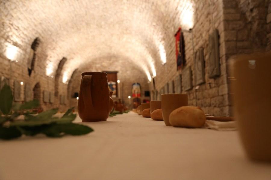 cena medievale assisi