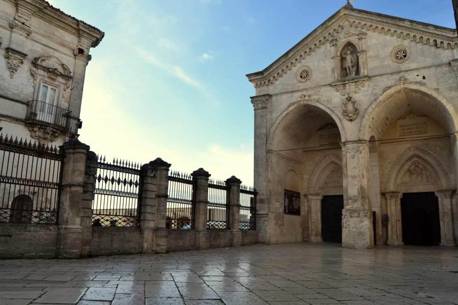 Santuario San Michele Puglia