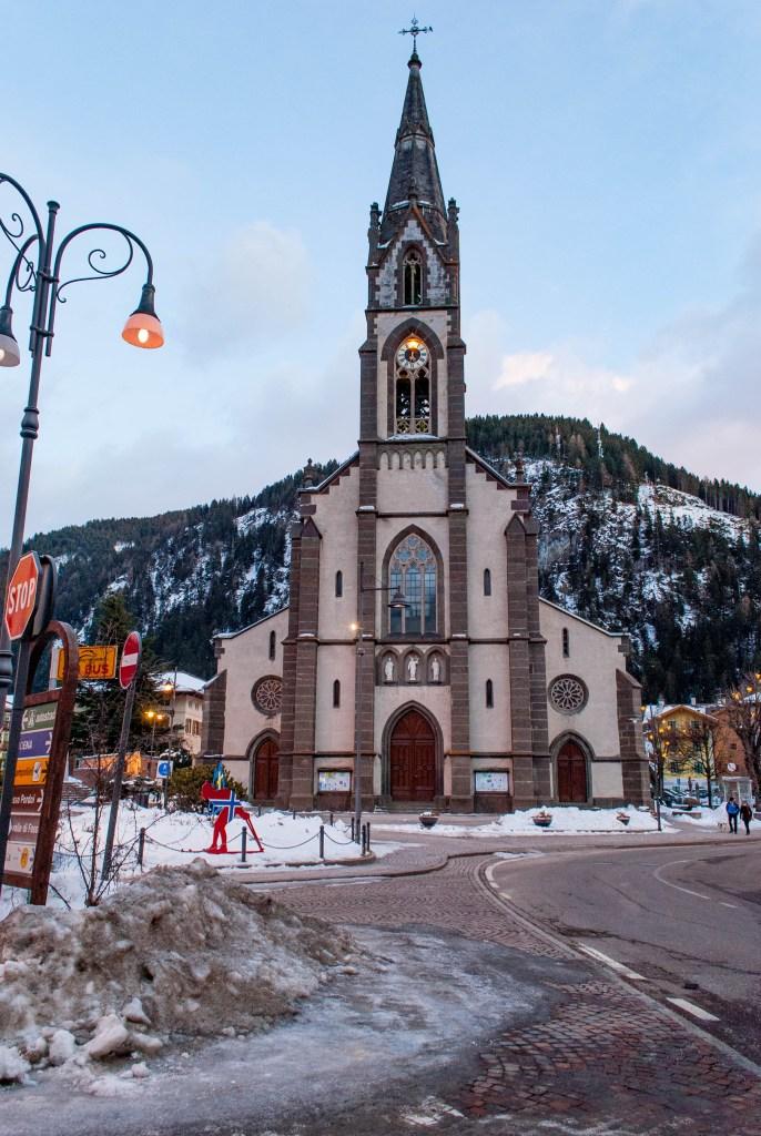 Chiesa Santi Filippo e Giacomo | Predazzo
