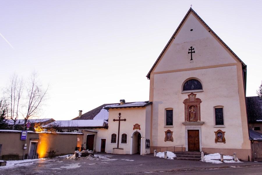 Chiesa di San Virgilio e il Convento dei Padri  | Cavalese