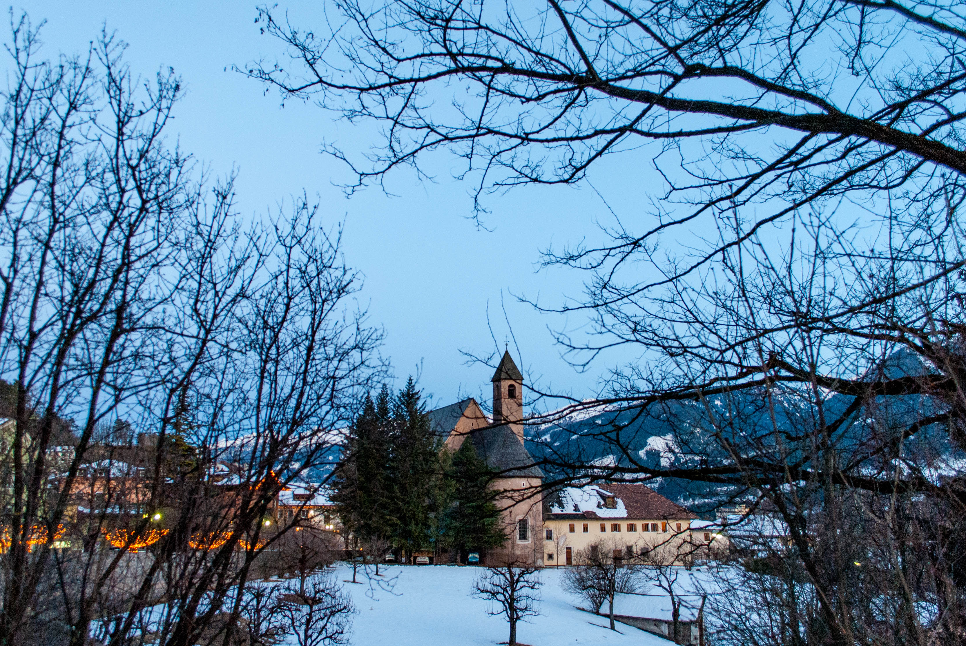 Chiese e Santuari della Val di Fiemme