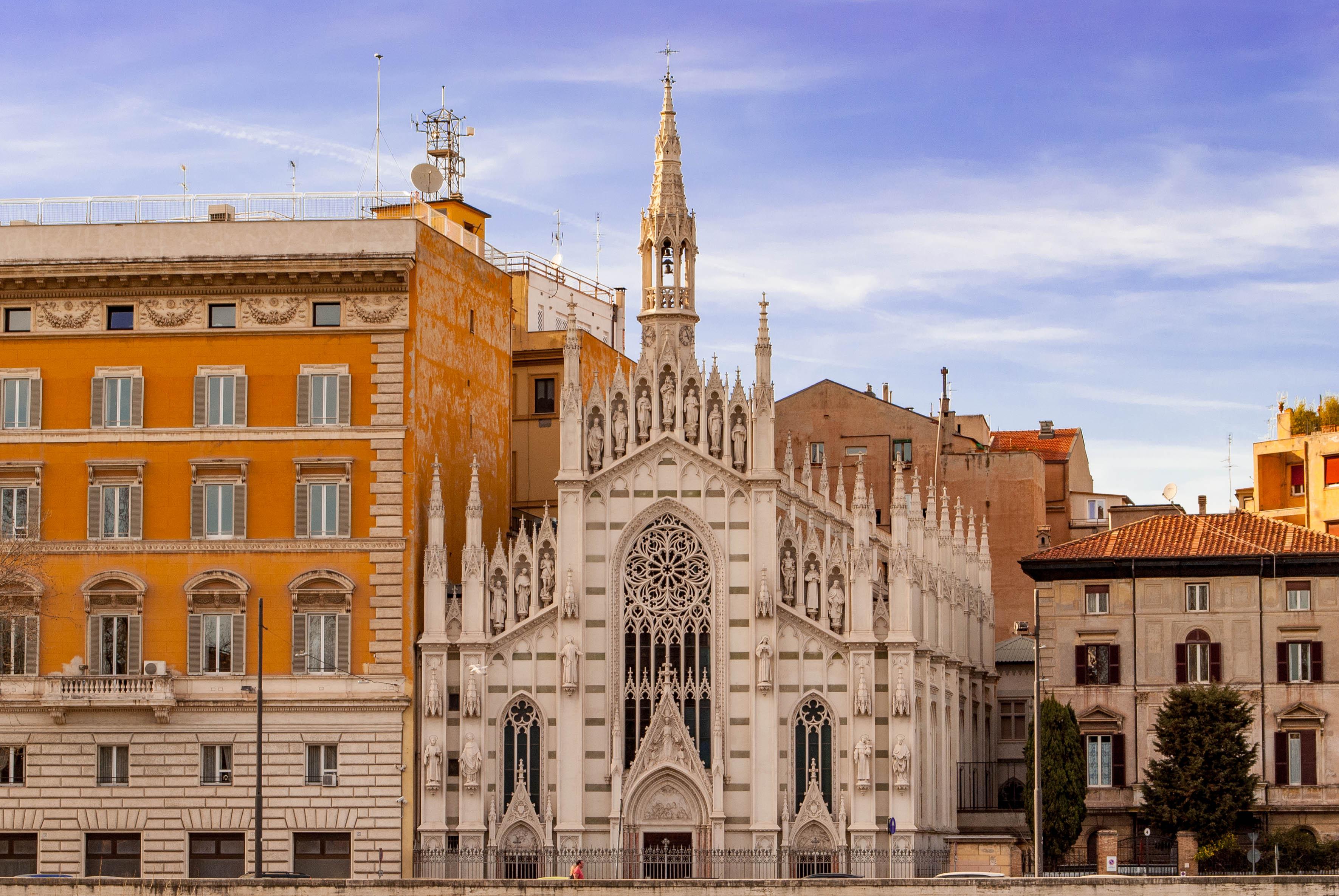 Chiesa del Sacro Cuore del Suffragio   Roma