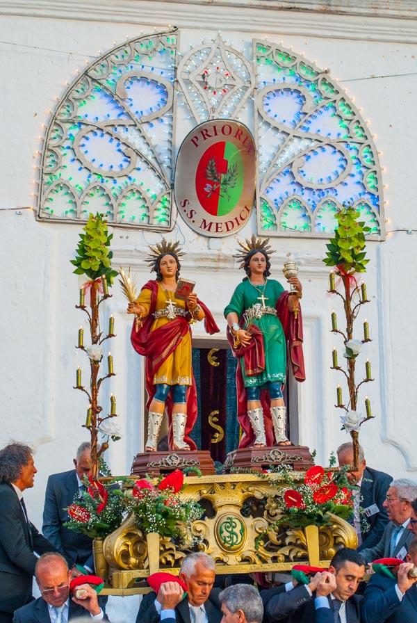 Festa dei Santi Medici patroni di Massafra