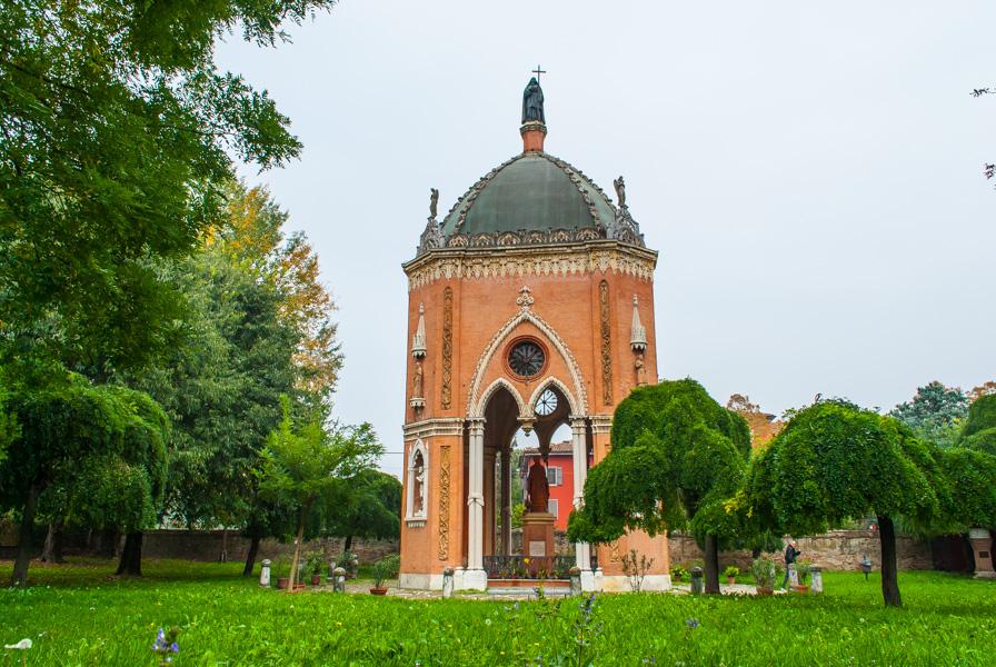 Fonte miracolosa di San Geminiano Cogneto