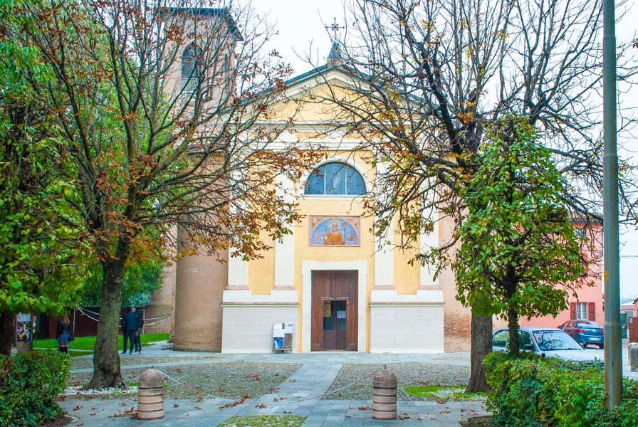 Parrocchia di San Geminiano Cogneto