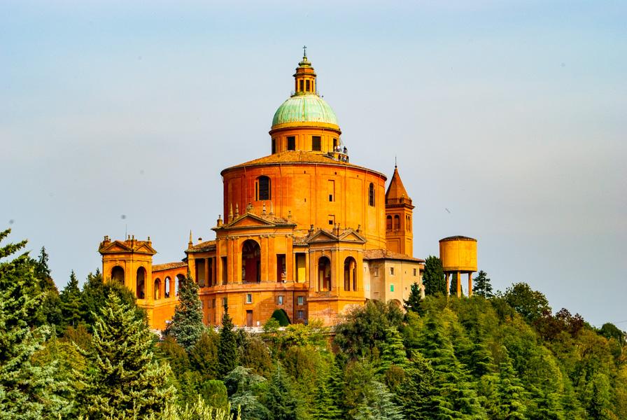 Santuario Madonna di San Luca Bologna