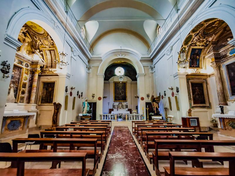 Chiesa San Michele Arcangelo Greccio