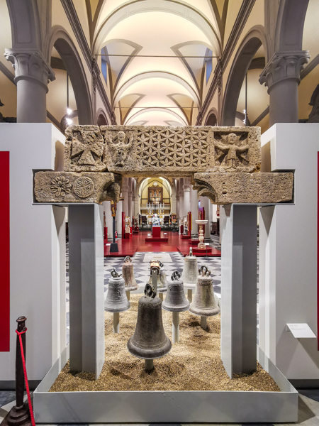 Ingresso Museo Diocesano Volterra
