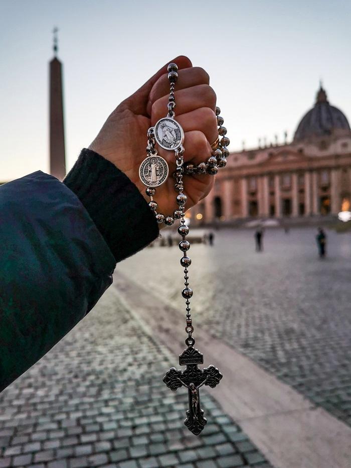 Corona Rosario da Combattimento - MANENTE Rosari