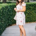 Rae Lynn's Boutique SEASIDE TEA TIME- FLORAL DRESS