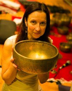 Jacqueline Lasahn - Tibetan bowl