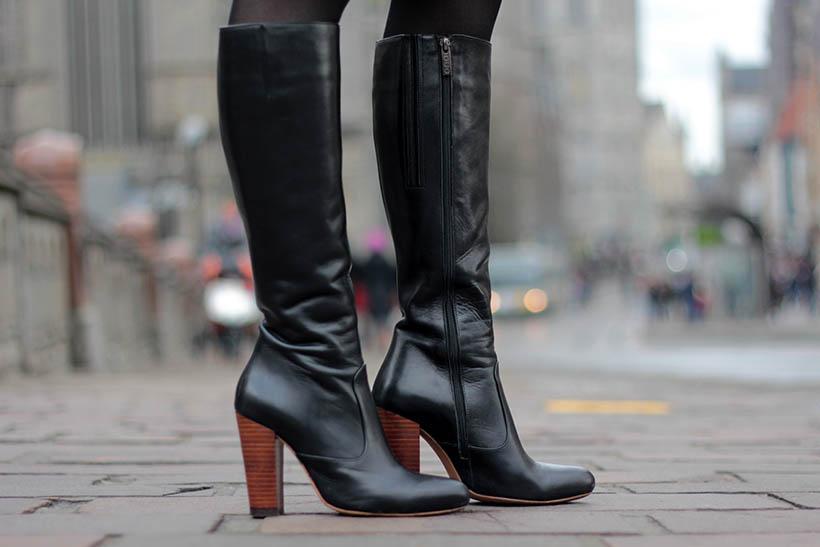 Little Black Designer Dress  Outfit post  Sarandipity