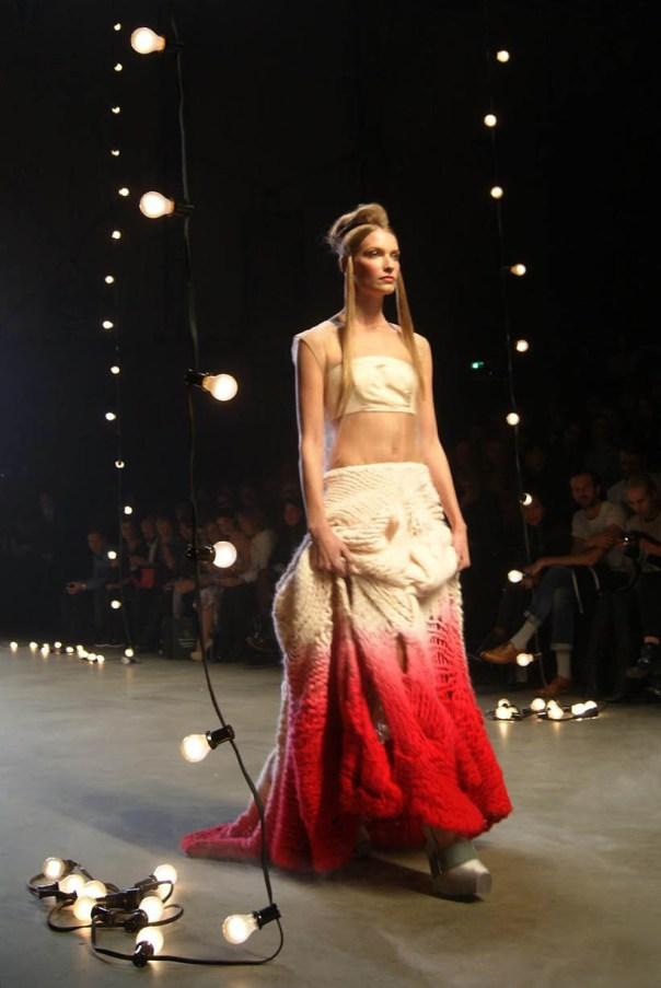 MBFWA Front row Dorhout Mees Amsterdam Fashion Week Dutch blogger SarandaAdriana