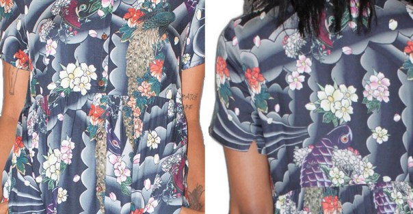 UPRDigitalseeds spring summer 2015 bloggertour Dr Martens tattoo print