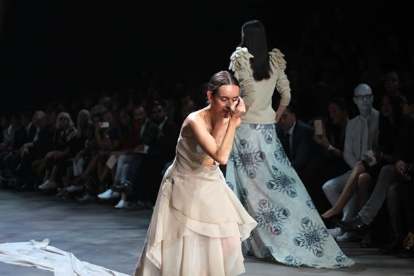 sunday special mbfwa favorites maria cle leal doutzen kroes ballet fashionshow amsterdam10