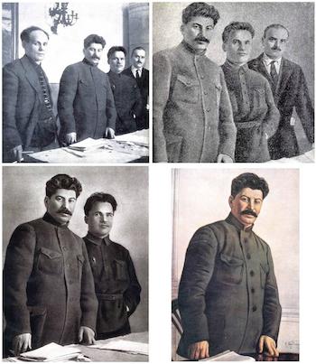 Stalin ve Yokolanlar
