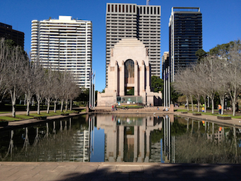Anzac Anıtı, Sydney