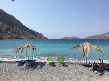 Kalimnos Aginonta Beach