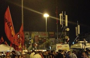AKM By Night Occupy