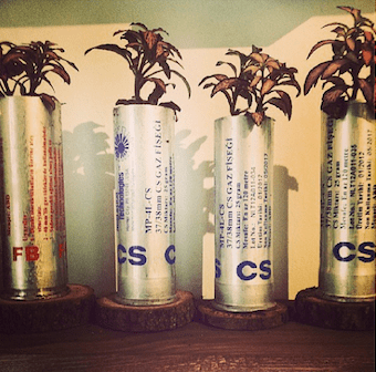 Canisters From Gezi