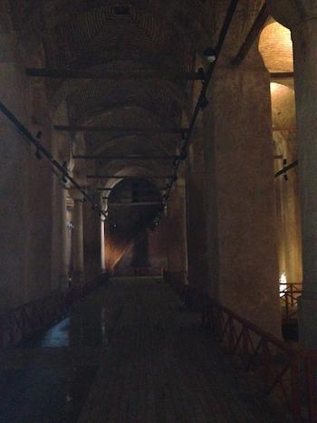 Pantokrator Cistern