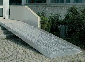 Sara Ramps  Aluminium Pedestrian Ramps